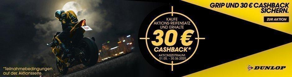 Grip und 30 EUR Cashback Sicheren